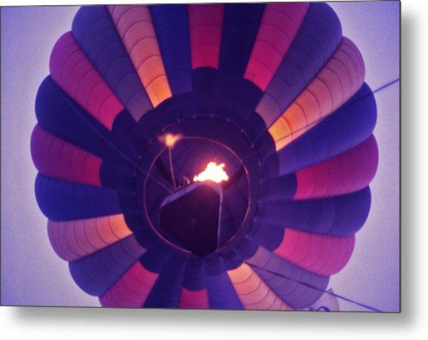 Hot Air Balloon - 7 Metal Print by Randy Muir