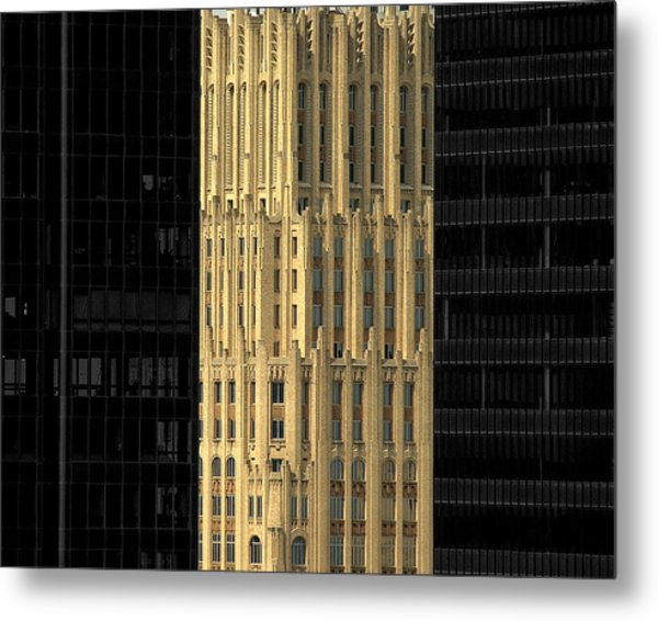 Houston Texas Metal Print