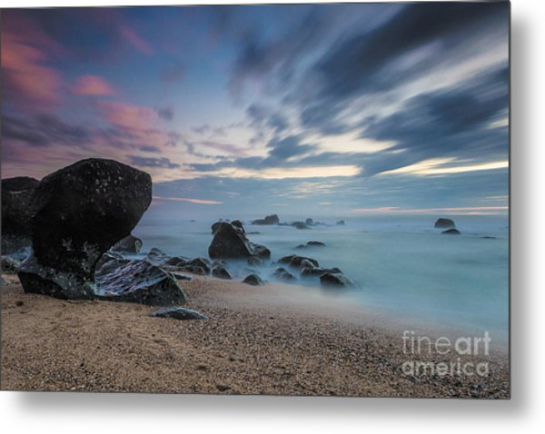 Hues Of Dawn Metal Print