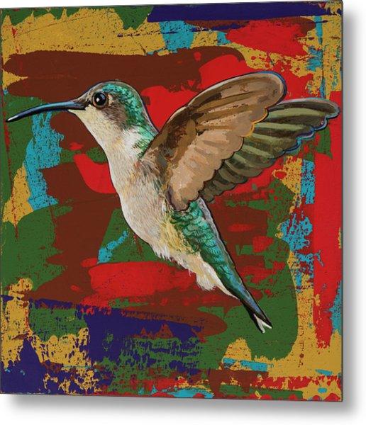 Hummingbird #12 Metal Print