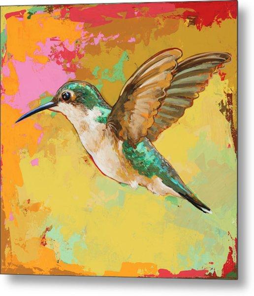 Hummingbird #19 Metal Print