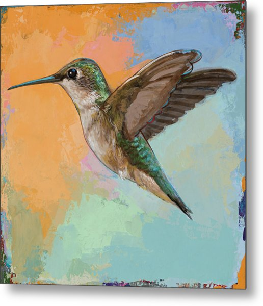 Hummingbird #5 Metal Print