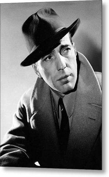 Humphrey Bogart Metal Print