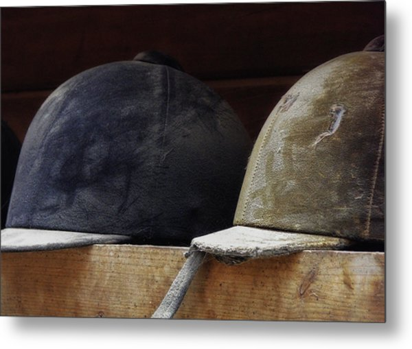 Hunt Caps Metal Print by JAMART Photography
