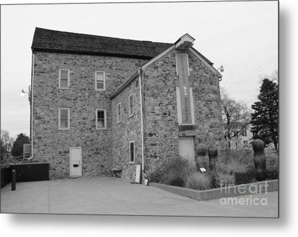 Hunterdon Art Museum Metal Print