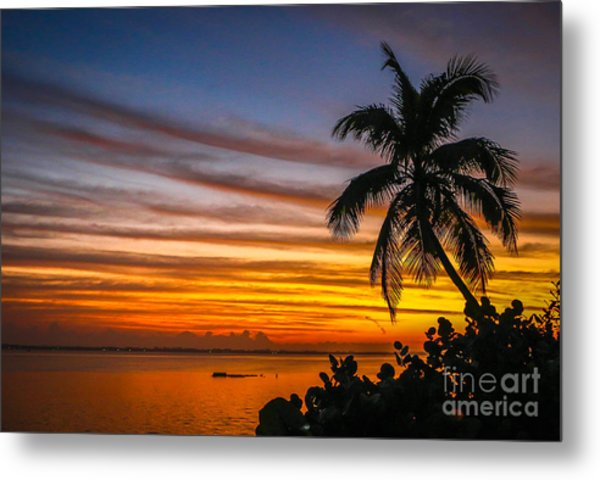 Hutchinson Island Sunrise #1 Metal Print