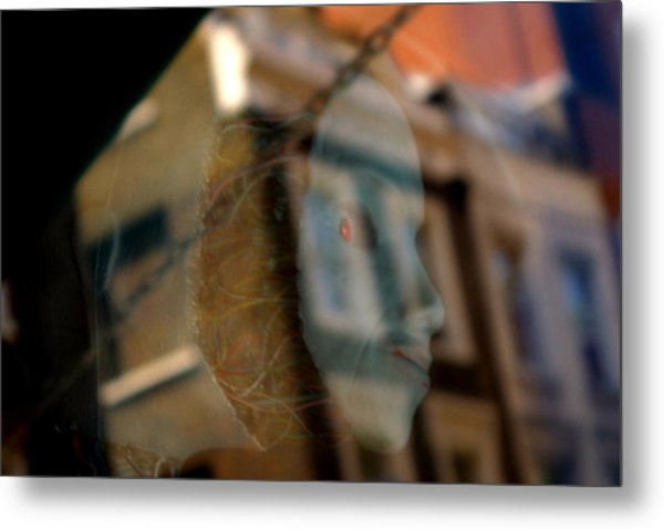 I Am In  Everywhere You Are Metal Print by Jez C Self