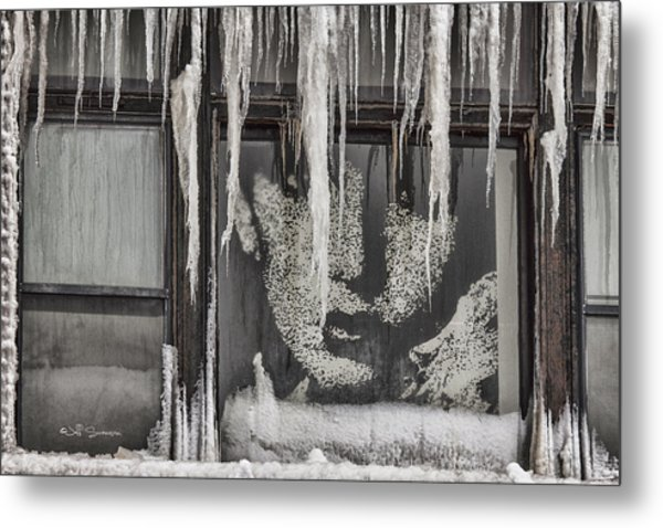I Know She's Crying - After The Fire Metal Print