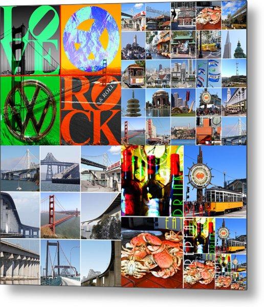 I Left My Heart In San Francisco 20140418 Metal Print
