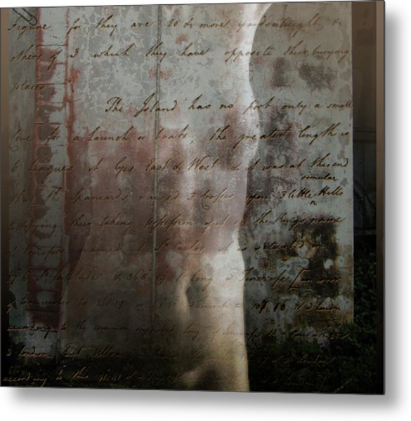 I Remember Metal Print by Ready Mades