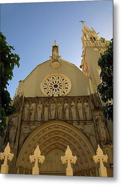 Iglesia San Jorge Metal Print