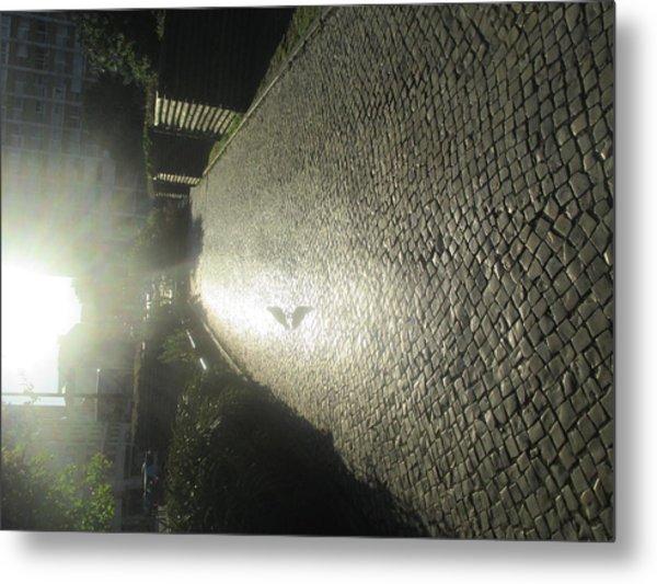 Illuminated Inverted Path Metal Print