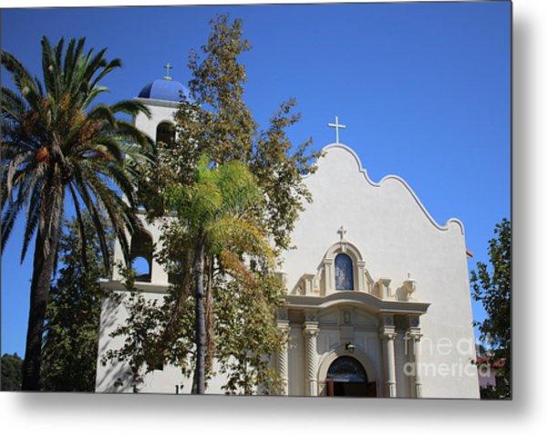 Immaculate Conception Church San Diego Metal Print