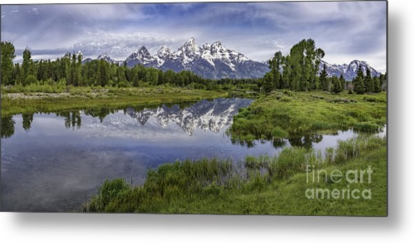 Immense Beauty  Metal Print