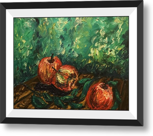 Immortality Metal Print