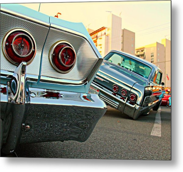 Impala Low-riders Metal Print