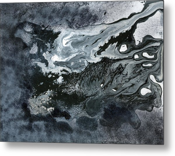 In Ashes Metal Print