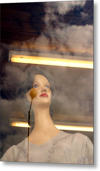 In The Clouds Of My Mind Metal Print by Jez C Self
