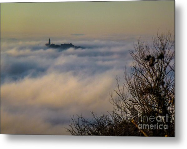 In The Mist 1 Metal Print