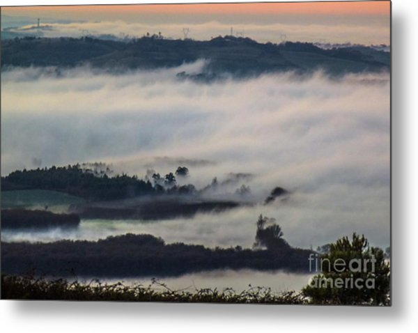 In The Mist 2 Metal Print