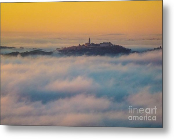 In The Mist 3 Metal Print