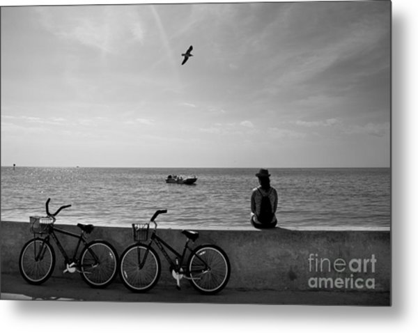 In The Moment Metal Print by Ray Medina