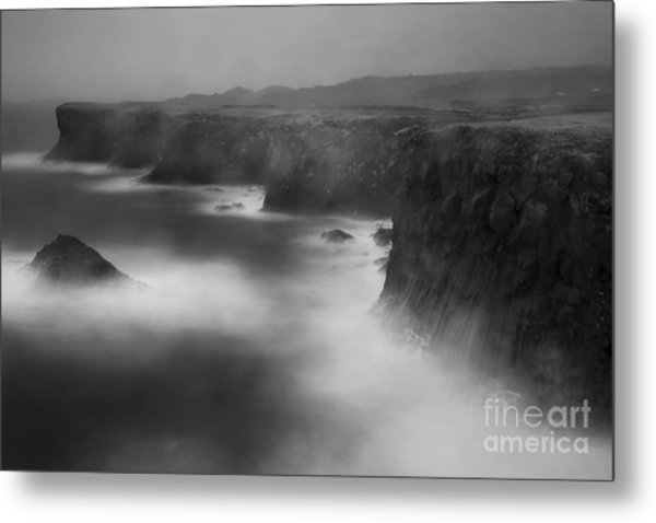 In The Storm 5 Metal Print
