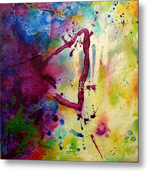 In This Moment Metal Print
