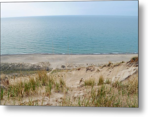 Indiana Dunes National Lakeshore Evening Metal Print