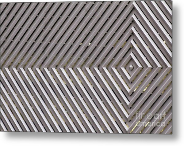 Industrial Diamonds Metal Print