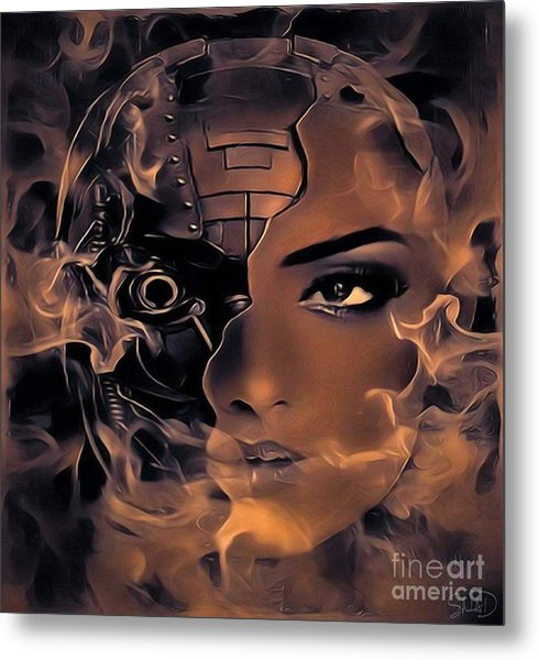Infernal Pride Metal Print