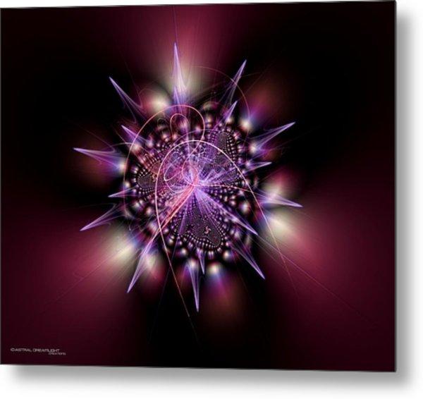 Inspire Metal Print by Dreamlight  Creations