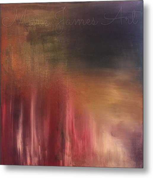 Inspired Metal Print by Mark James