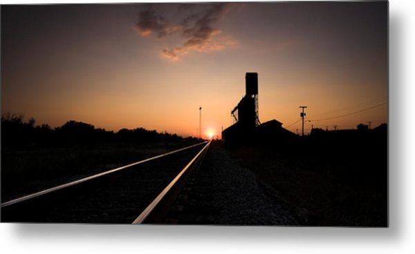 Inspired Metal Print by Mike McMurray