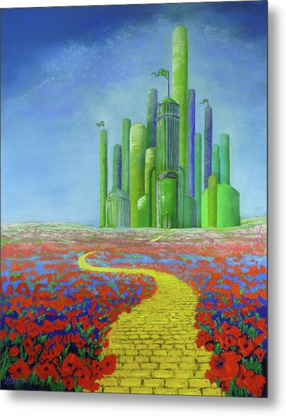 Interlude On The Journey Home Metal Print