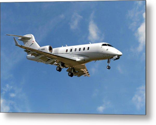 International Jet Management Metal Print
