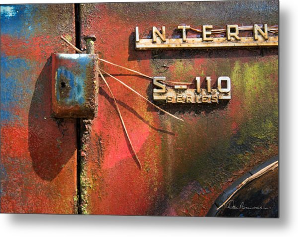 International S-110 Metal Print