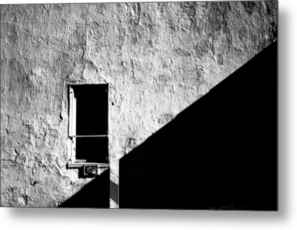 Interruption Metal Print