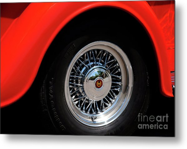 Into Summer Metal Print by Ronald Hoggard
