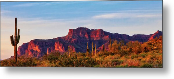Metal Print featuring the photograph Into The West by Rick Furmanek
