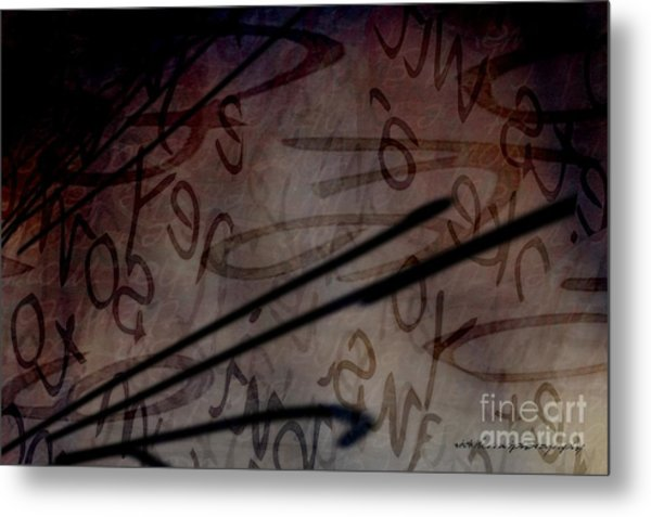 Intrusion Metal Print