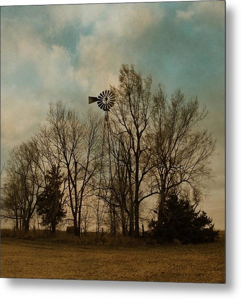 Ghost Farm Metal Print