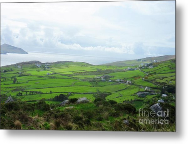Irish Countryside 5 Metal Print