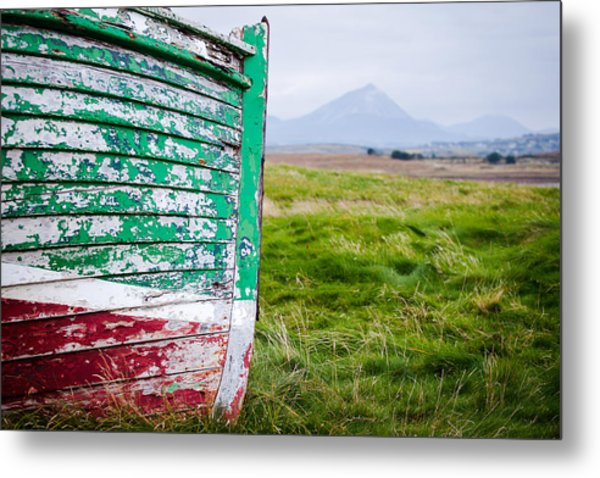 Irish Landscapes Metal Print by Peter McCabe