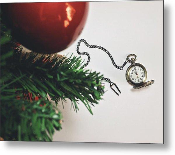 Is Almost Christmas Time Metal Print