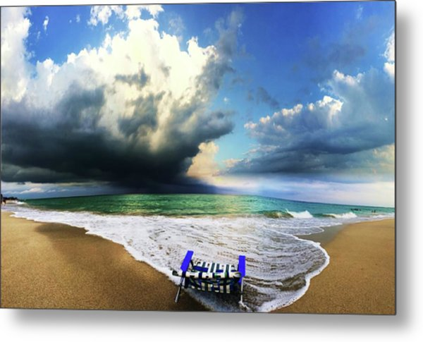 Is That What You Wanted? Metal Print