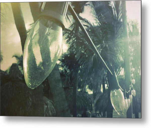 Island Greeting Metal Print by JAMART Photography
