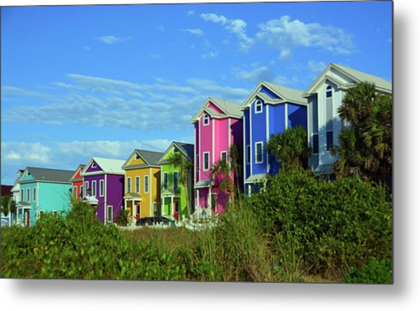 Island Ladies Metal Print