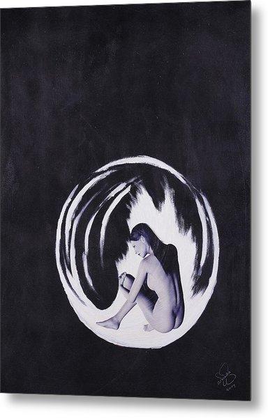 Isolement Metal Print by Arnuda