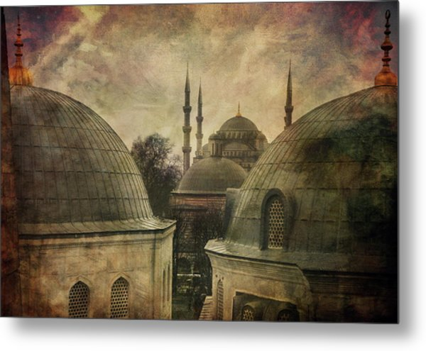 Istambul Mood Metal Print